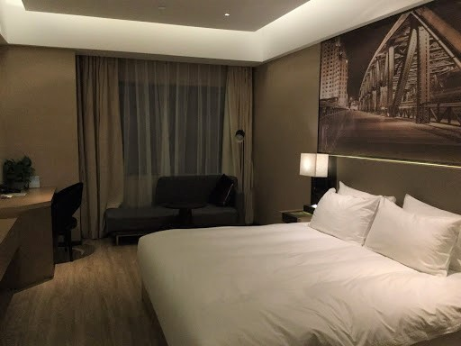 メルキュールホテル(上海虹橋九亭天地)