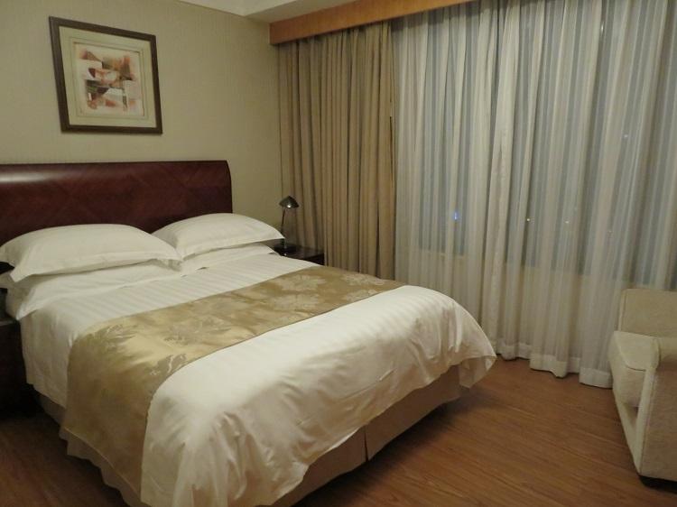 newharbourホテル